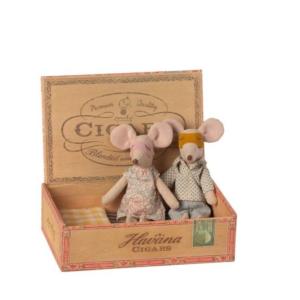 Maileg Maus Mutter & Vater (mum & dad mouse)