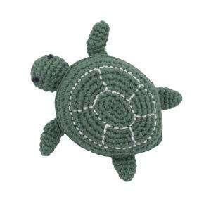 Sebra Häkel-Rassel Triton die Schildkröte