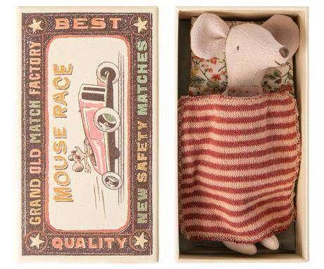 Maus große Schwester im Box Maileg Tausendschoen Kindertraum