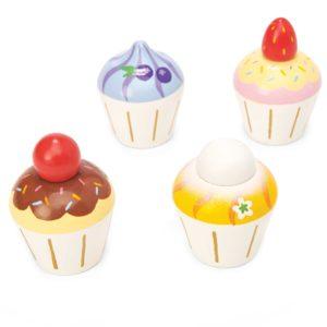 Petit Four Cupcakes