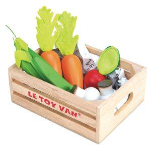 Gemüsekiste '5 pro Tag'