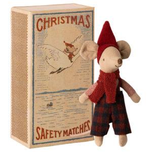 Maileg Christmas mouse big brother