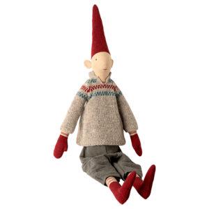 Pixi maxi (Junge mit grauer Pulli blau/rotes Norwegermuster)