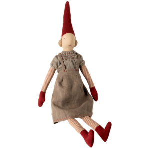 Pixi maxi (Mädchen mit grauem Kleid)