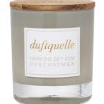 Duftkerze im Glas ZEIT Duft White Ginger Lily