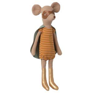 Super hero mouse medium girl