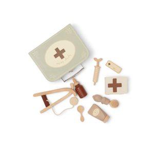 Holz-Spielzeug Arztkoffer