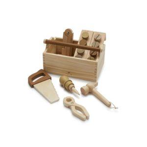 """Werkzeugkasten """"Tool Box"""" aus Holz"""