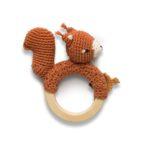 Sebra Rassel Star das Eichhörnchen Tausendschoen Kindertraum