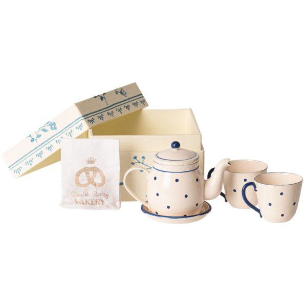 Maileg-Zubehör - Tea & Biscuits für zwei
