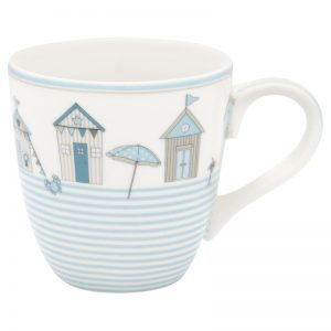 GreenGate Kindertasse Ellison pale blue