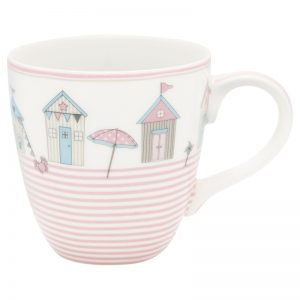 GreenGate Kindertasse Ellison pale pink