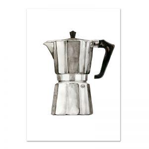 Leo la Douce Espressomaschine A4