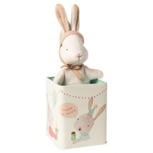 Maileg Happy day Hase in Box klein