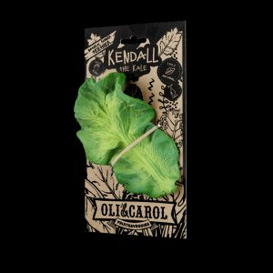 Oli and Carol Kendall the Kale
