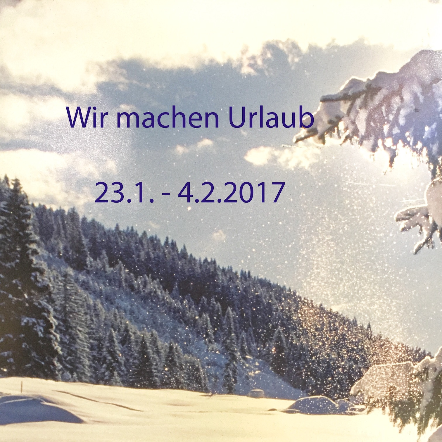Winterpause2017